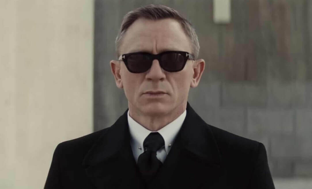 67fc19936873b Our love affair actually started with the sighting of Ray-Ban Wayfarer  sunglasses on Bond villain Franz Sanchez (Robert Davi) who wore a pair of  black ...