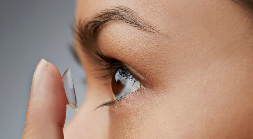 contact lens aftercare